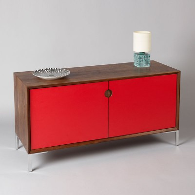 Walnut-and-Red-Laminate-Sideboard-01